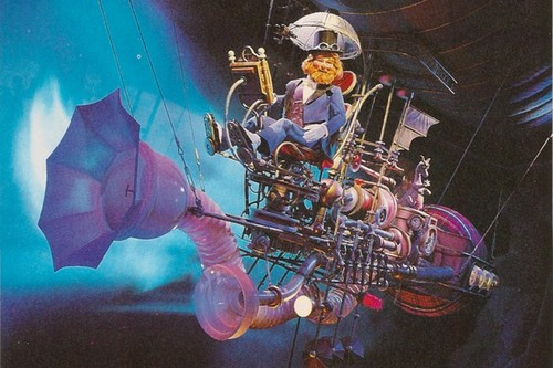 Journey into Imagination Rides in Disney