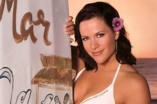 WWE Diva Wrestlers Molly Holly