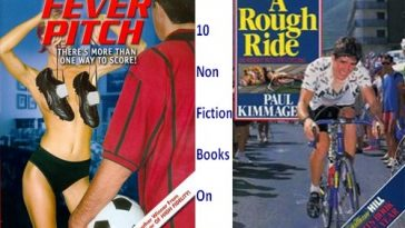 10 Non-Fiction Books On Sports