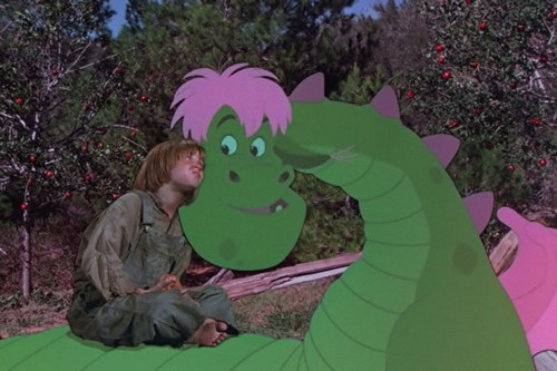 Pete's Dragon – Elliot