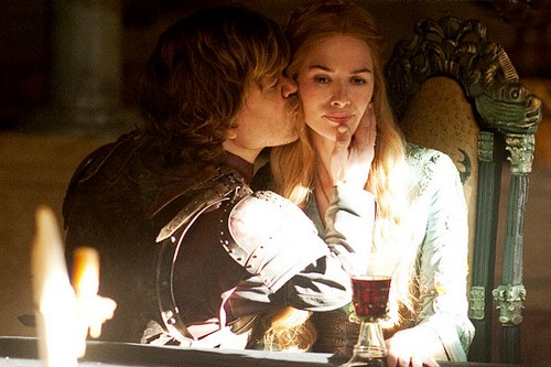 Peter Dinklage Kiss Lena Headey