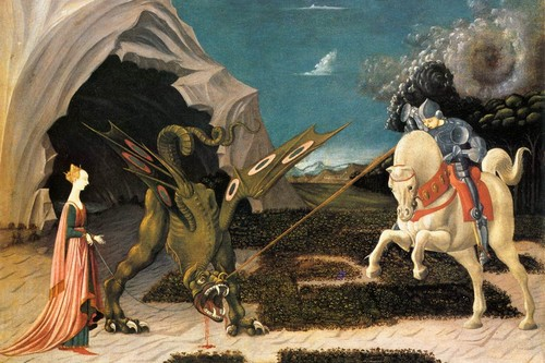 St. George & Popular Dragons