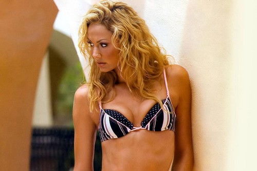 Stacy Keibler WWE Diva Wrestlers