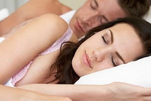 sleeping beside virgins