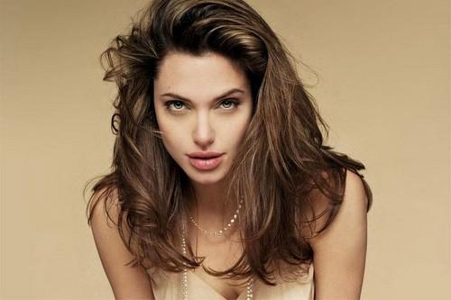 Angelina Jolie young hot wallpaper