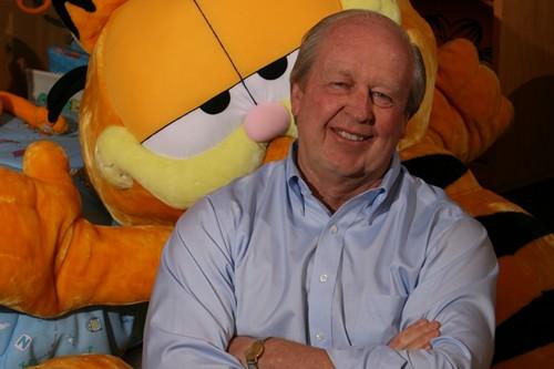 Garfield Licensed Item That Davis Regrets