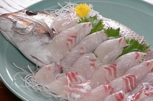 Ikizukuri-amazing alive foods