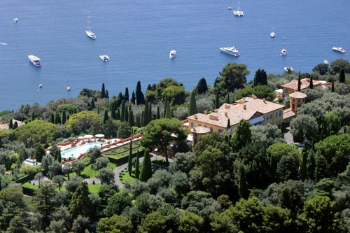 Most Expensive Houses Villa Leopolda