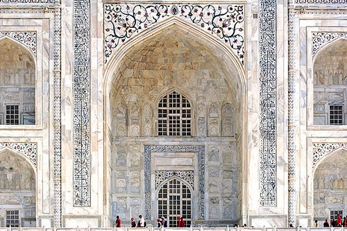 10 Interesting Facts About Taj Mahal Agra India