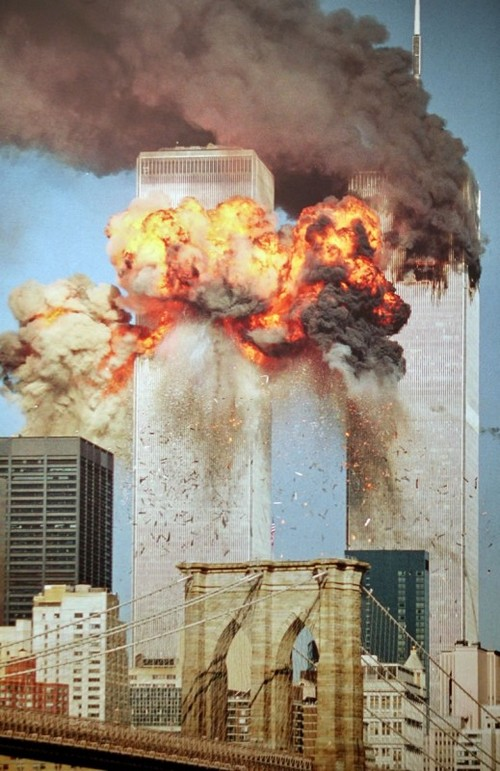 World Trade Center 9-11 (Steve Ludlum)