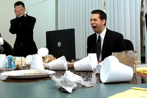 Office Pranks That are Just Brilliant