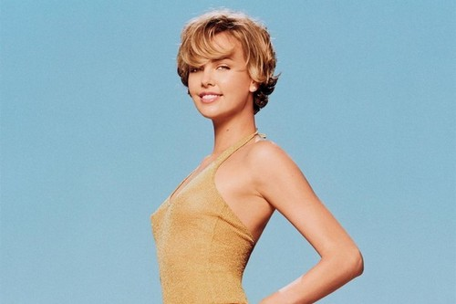 Beautiful Babe-CharlizeTheron