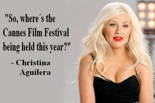 Christina Aguilera-Dumbest Celebrity Statements