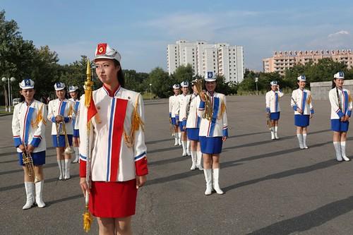 Film festival in Pyongyang North Korea