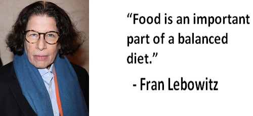 Fran Lebowitz Dumbest Celebrity Statements