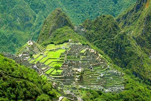 Machu Picchu - Controversial Vacation Spots