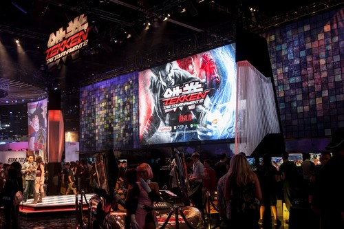 Namco Bandai Richest Video Game Developing Companies