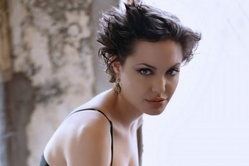 Timeless Beautiful-Angelina-Jolie