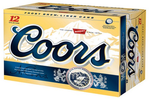 U.S. beer-making giant Coors