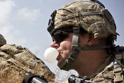 10 Bizarre Tales of Chewing Gum
