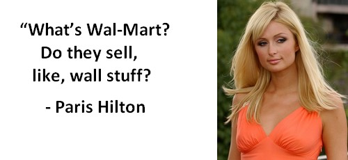 paris hilton dumbest statements