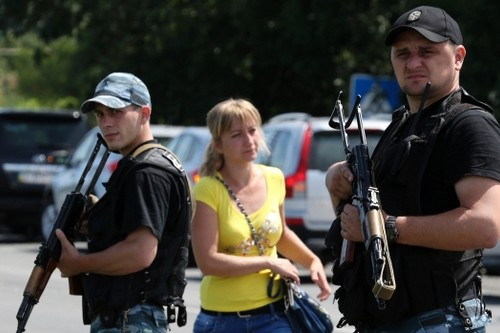 Ukraine - Controversial Vacation Spots