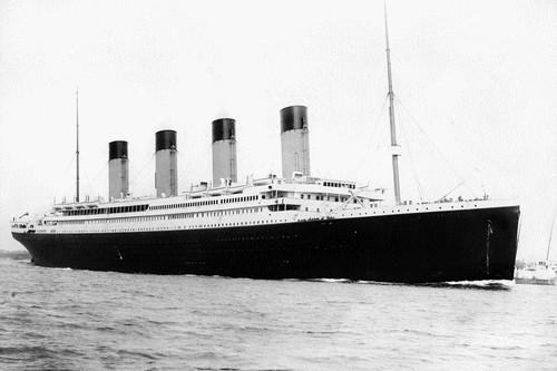 A short story predicted the sinking of the Titanic