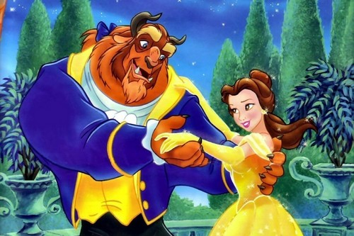 Beauty and Beast by disney