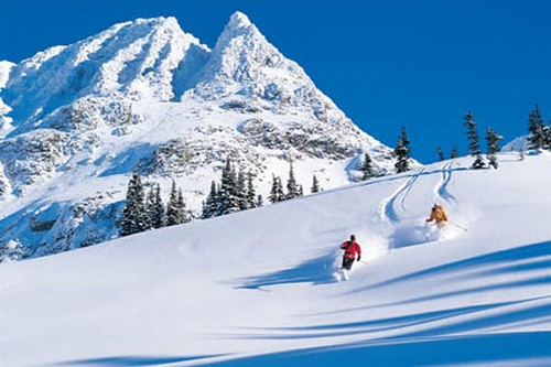 Best Ski Vacation in Colorado