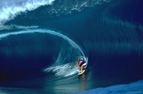 Большая Волна Серфинг