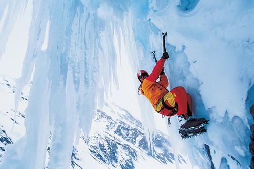 Ледовый Альпинизм