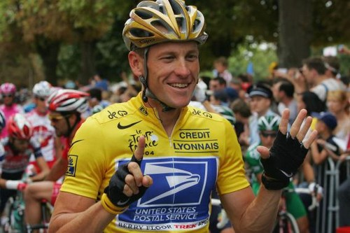 Lance Armstrong doping scandal