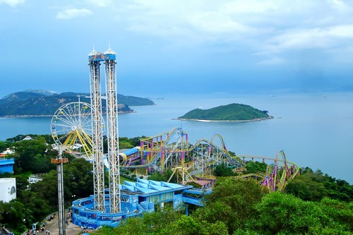 Most Favourite Amusement Parks