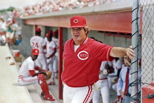 Pete Rose betting scandal