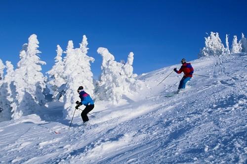 Skiing in Austria - Arlberg, Kitzbuhel