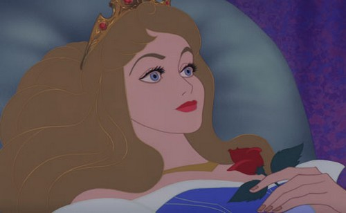 Sleeping beauty by disney