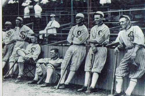 The Black Sox Scandal of 1919