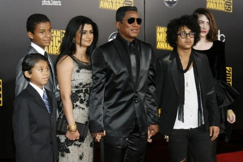 child of musician Jermaine Jackson and wife Halima