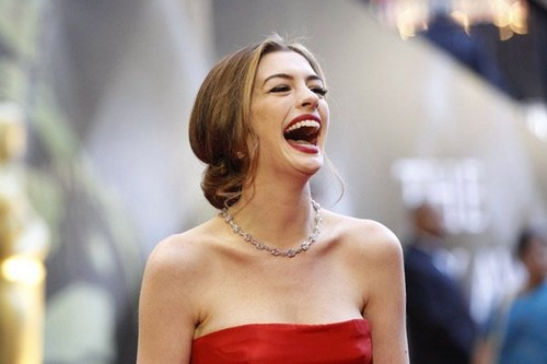 Anne Hathaway ($10 million) jewelry
