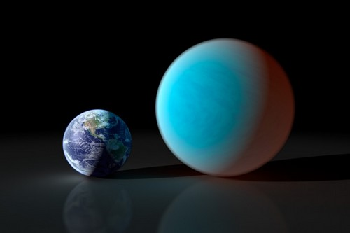 Earth and Super Earth