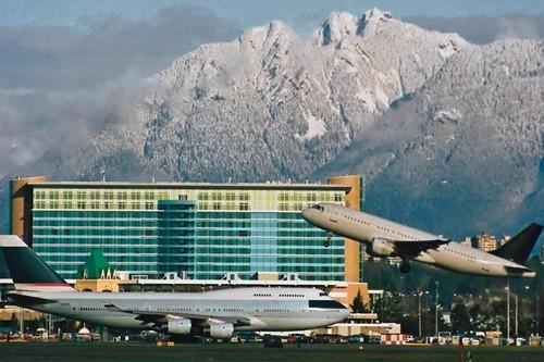 Fairmont Vancouver Airport Hotel, Canada