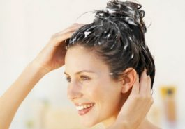 get rid of dandruff naturally