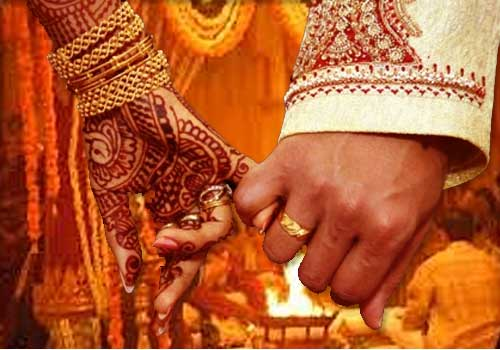 Indian Culture Arranged Marriage