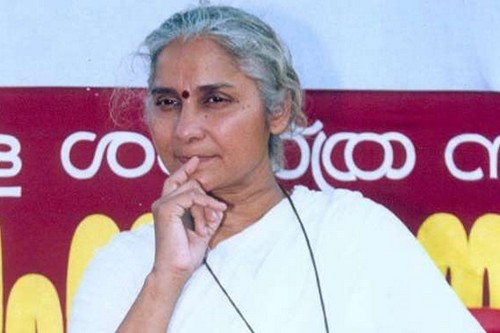 Influential Women of Modern India Medha Patkar