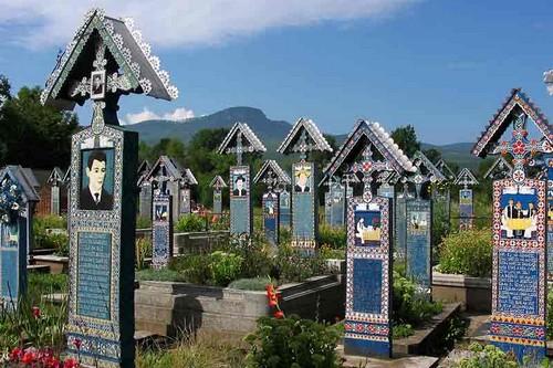 Merry Graveyard