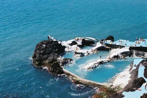 Natural Lava Pools of Porto Moniz