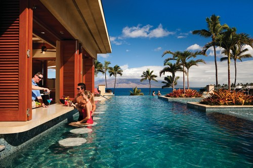 Serenity Pool at Four Seasons Resort