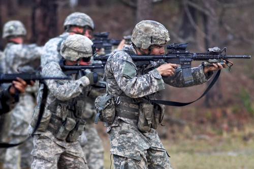 Th e U.S. Army Marksmanship training