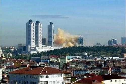 2003 Istanbul Bombings