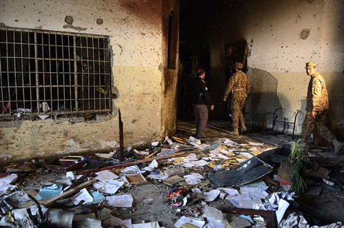 2014 Peshawar School Massacre